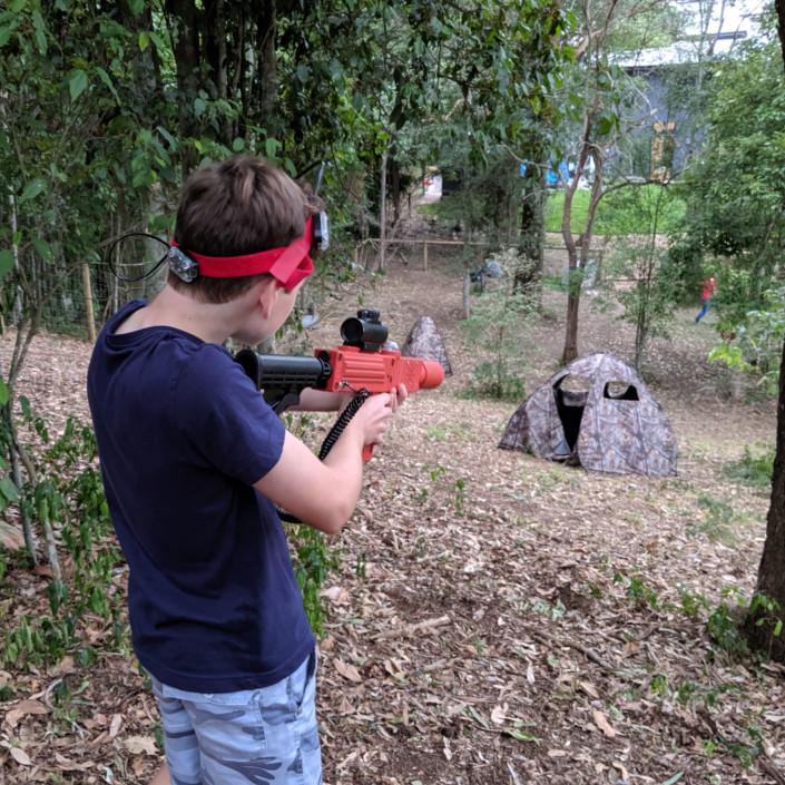 Laser Tag - Sniper Valley