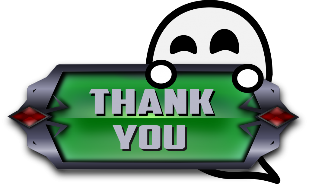 ghostly games entertainment image video game party thank you