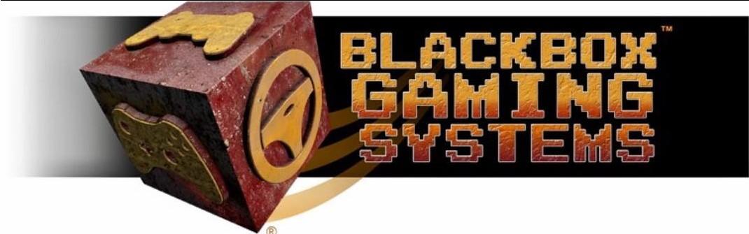 BLACKBOX GAMES ENTERTAINMENT!!